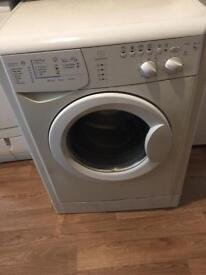 Washer and condenser dryer