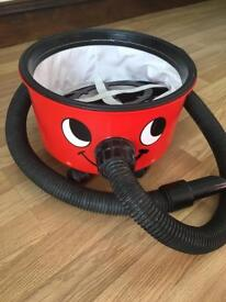 Henry Hoover base only with filter and hose