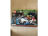 Lego Ghostbusters 2016 movie New Never opened