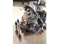 Honda civic em2 1.7 engine and gearbox