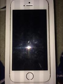 Gold IPhone 5S 16g O2/Giffgaff