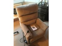 Electric Adjustable 'Rise and Recline' Armchair. Brand NEW and UNUSED!