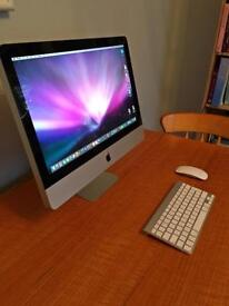 Apple iMac all-in-one 21.5 inch