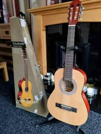 Half size classical guitar