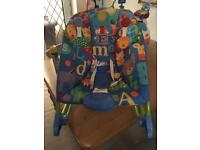 Fisher price infant to toddler rocker with vibrating function