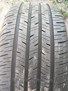 1 pneu 235/45r18 continental comme neuf