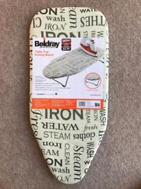 BRAND NEW BELDRAY TABLE TOP IRONING BOARD