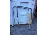Steel Handrails (pair)