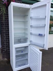7Ft large Fridge Freezer in white can deliver