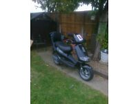 PIAGGIO Skipper 125cc scooter 1 years MOT