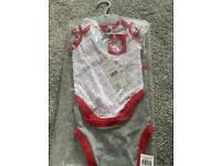 Genuine SAFC baby vests