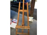 Painting easel large