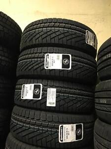 FOUR NEW 205 / 65 R15 CONTINENTAL EXTREMEWINTERCONTACT TIRES -- DEAL