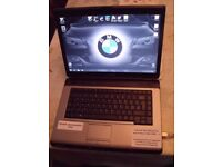 BMW Coding and diagnostic Laptop and K+Dcan USB Lead/Full English version