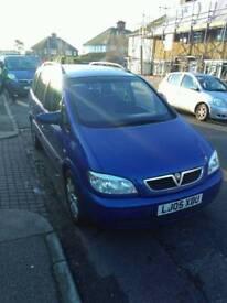 Vauxhall Zafira 2.0 TDI Spares or Repairs