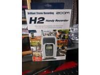 H2 Zoom Recorder