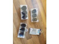 Cosmo fit air flights amd cosmo carbon stems all BRAND NEW.