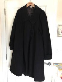 Jojo Maman Bebe Maternity Coat Size 16