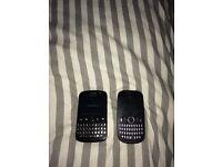 Black berry 9720 +Nokia rm-799