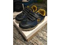 💙Boys Clarks Infant Shoes 4f, 4.5f &g, 6f and M&S slippers size 4💙