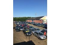 BREAKING CARS VANS AND 4X4S IN CO DURHAM NEWCASTLE SUNDERLAND