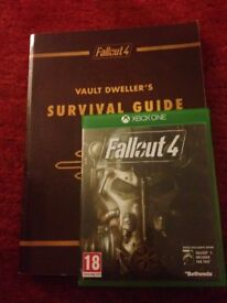 Fallout 4 Xbox One and Vault Dwellers Survival Guide