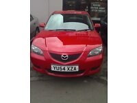 Mazda 3Ts 2004/2005 in good condition with full MOT and a full service History, Drives perfect.****