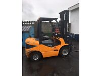 Maximal 2.5 Ton Diesel Forklifts