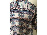 Aztec style shirt