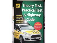 Theory Test driving book