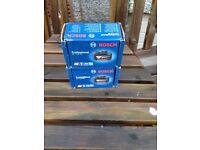 Bosch 18v 3.0amp Batteries Brand new