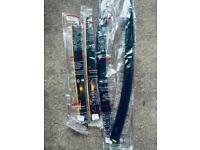 Seat Leon MK3 2013 wind deflectors