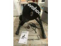 Wahoo Kickr Core Smart Trainer - barely used- mint condition with box etc