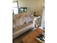 Laura Ashley Sofa and 2 armchairs