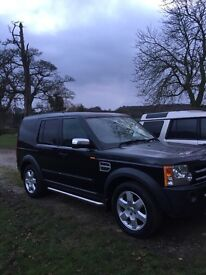 Discovery 3 top spec