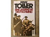 Ein Jugend in Deutschland by Ernst Toller
