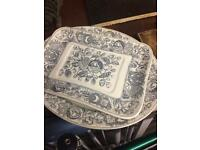 Scottish Clyde Pottery Company Dishes