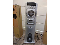 Goodmans micro hi-fi system with sub-woofer 1770s