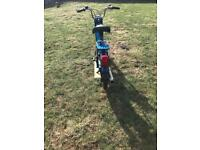 Tomos A3k vintage moped