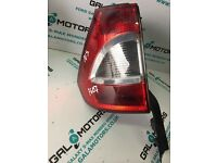 Ford galaxy MK3 2006-2010 NS REAR LIGHT CLUSTER FG07