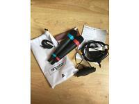 Genuine Singstar Microphones for PS2