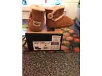 Genuine baby ugg boots