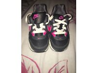 Girls infant Nike air max in box 5.5
