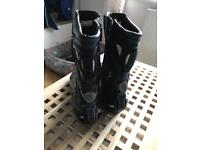 Size 12 motorbike boots
