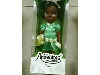 Disney Animators Collection Mint Condition Tiana