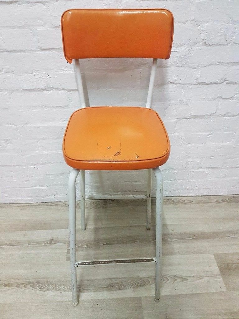 Vintage Stool (DELIVERY AVAILABLE FOR THIS ITEM OF FURNITURE)