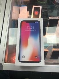 iphone x 64gb brand new black