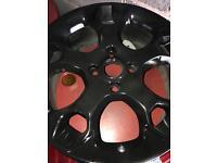 Wheel refurb alloy wheel refurbished colour change