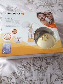Medela swing breast pump