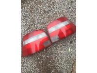 Vw Golf Mk4 Us Spec Rear Lights